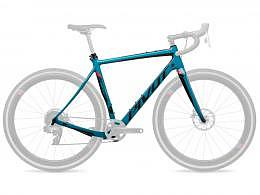 Vault Frame and Fork slate blue