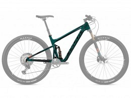 Mach 4 SL Frame deep lake blue