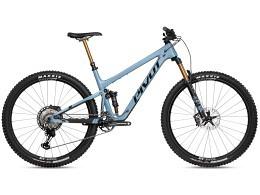 Trail 429 Carbon Frame pacific blue