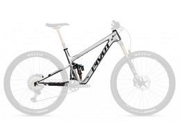 Trail 429 Carbon Enduro Frame, metallic silve