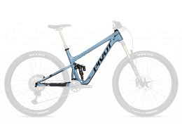 Trail 429 Carbon Enduro Frame, pacific blue